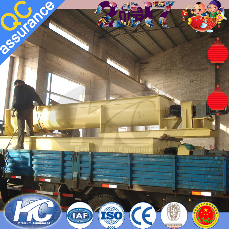 Factory sale auger spiral flexible screw conveyor/ spiral conveyor for coal sand cement iron powder