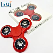 Attractive appearance custom toy coloful hand spinner fidget spinner oem