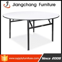 Hotel Buffet Round Folding Table JC-T121