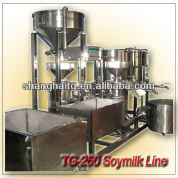 TG-250 Commercial Bean curd making machine soy milk making machine