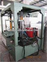 Corrugated fin automatic welding machine