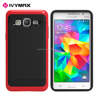 IVYMAX New style korea cell phone case luxury TPU PC back bumper case for samsung G550 on5