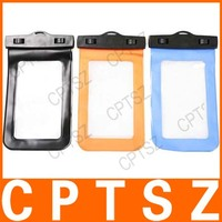 Waterproof Pouch Dry Bag Protector Skin Case Cover For Cellphone MP3 Keys