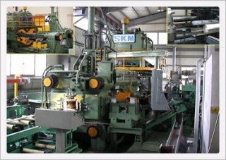 Extrusion Press Machine
