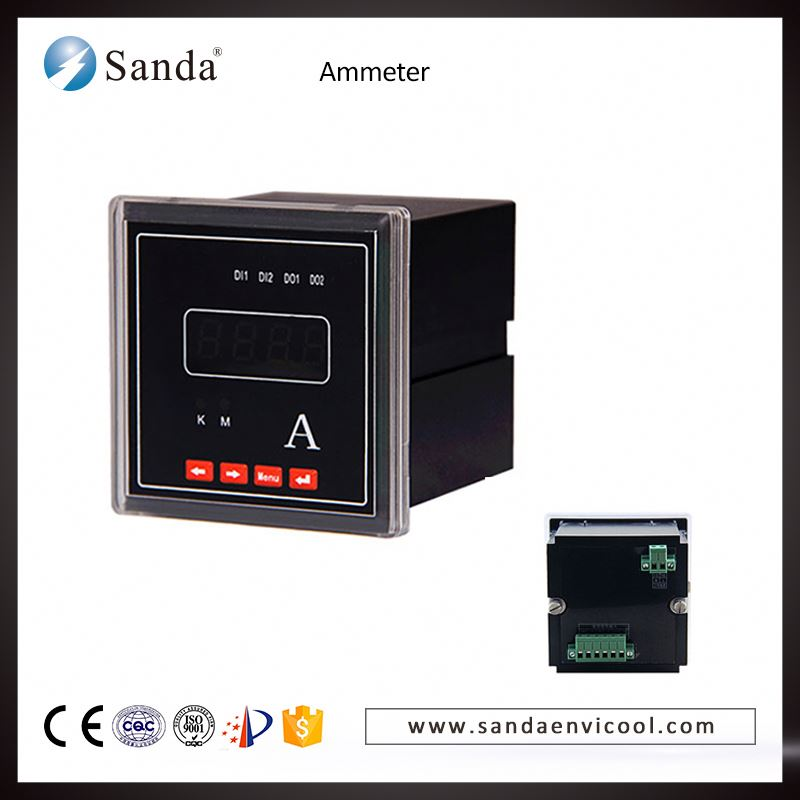 single row current meter GIS cabinet ammeter