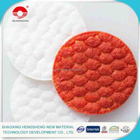 2017 new Made In China Nonwoven wholesale cosmetic cotton pads