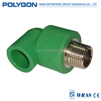 Low-cost water supply Deep Polygon Insulation Ppr Pipes And Fittings