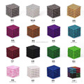 Neodymium magnet Colorfull Magic neodymium Magnetic ball cubes