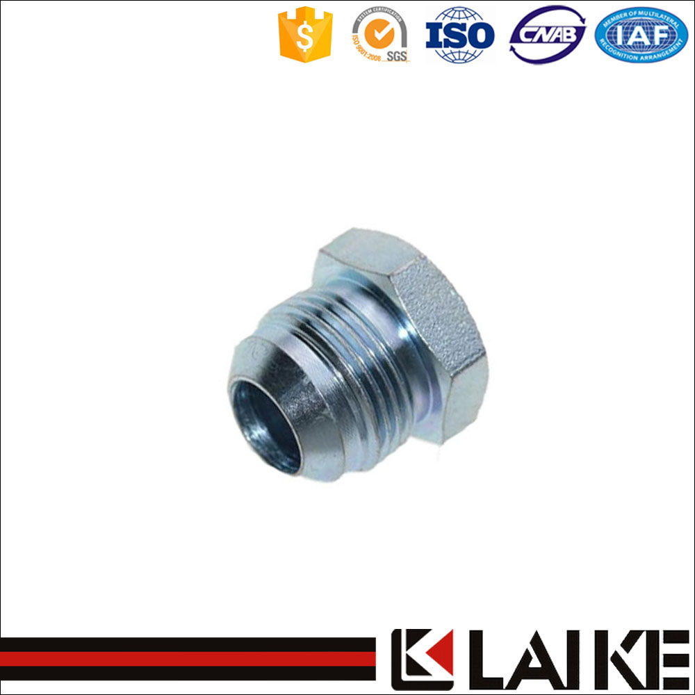 Jic Male 74 Degree Cone Plug Fitting (4J)