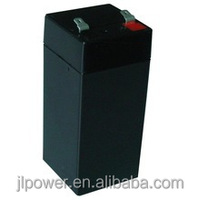 High quality 4v 2ah rechargeable lead acid battery
