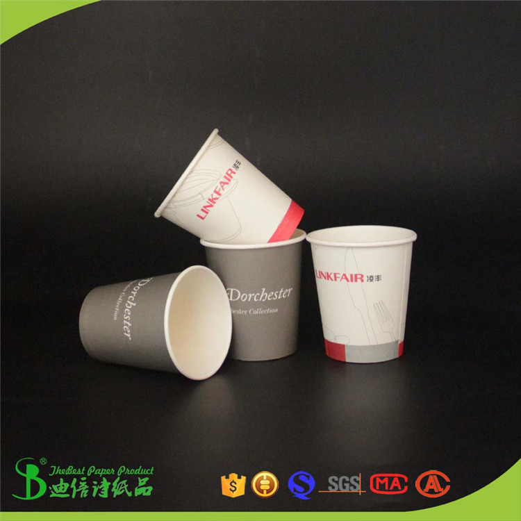 Hot Sale offset Printing paper cups USA 360ml 500ml 540ml 600ml