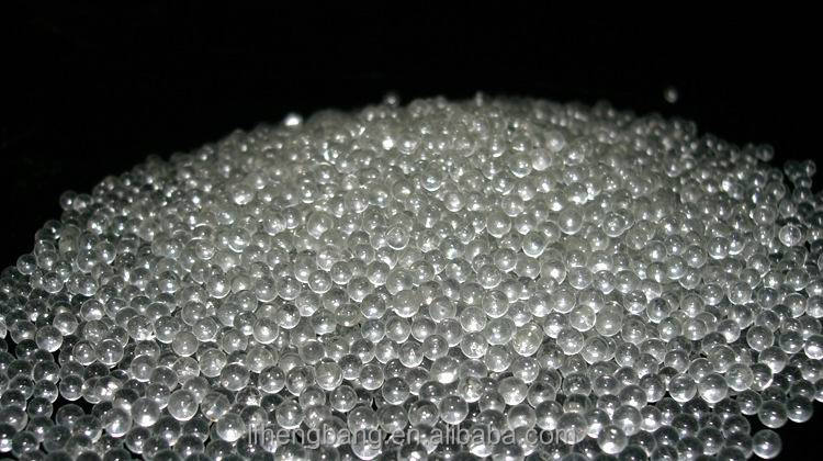 reflective glass beads for road marking paint intermix glass beads