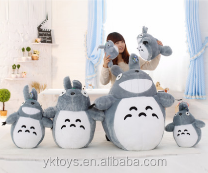 Top quality super soft Totoro plush stuffed toy