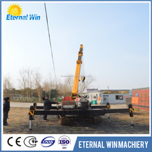 Cheapest price used 10 Tons Crawler Crane