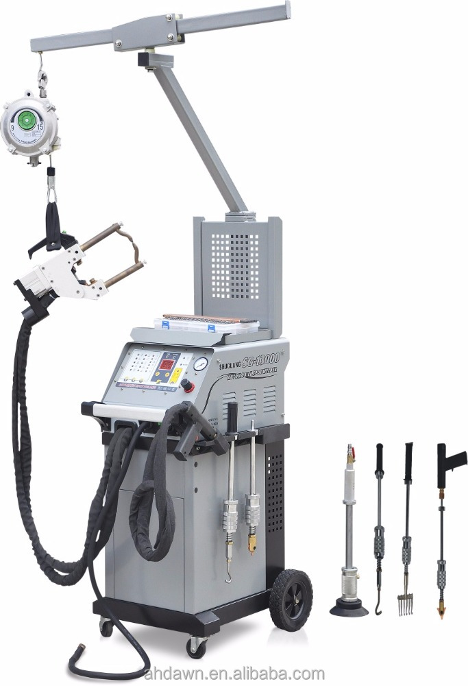 High quality plastic welding machine for auto body metal repair