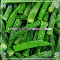 frozen vegetable (okra)