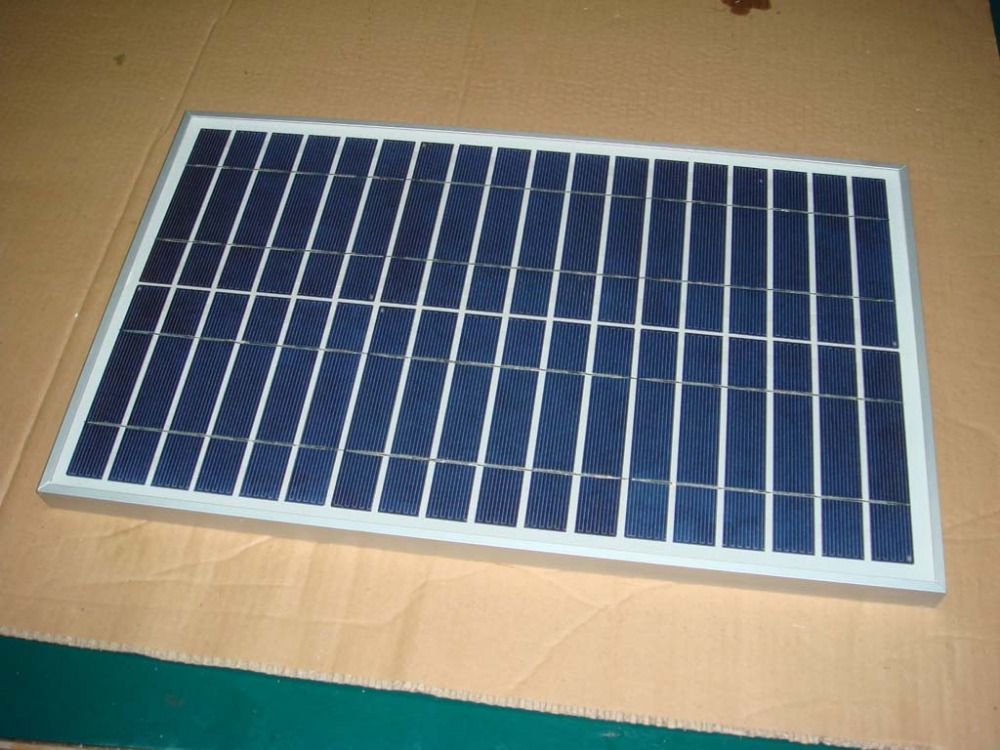 250w poly solar pv panels outdoor used with high output