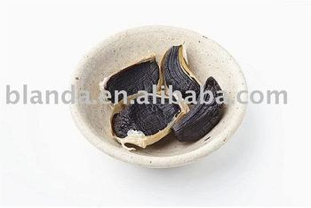 China fernented Black Garlic