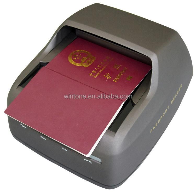 Сканер паспортов своими руками 77