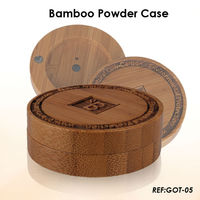 bamboo cosmetic packaging