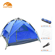 Cheap Pop Up Lightweight Automatic Camping Tent Outdoor Luxury Glamping Tent Manufacturers