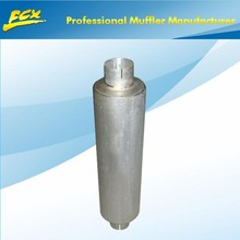 PICKUP MUFFLER with aluminium used for europe market