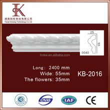 Decorative Ceiling Lines pu injection molding