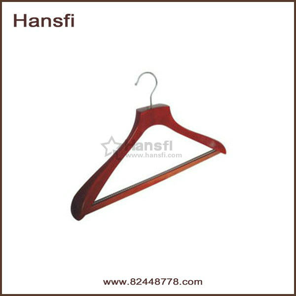 luxury hotel suit hanger