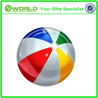 personalized eco friendly custom LOGO inflatable giant pvc giant beach ball