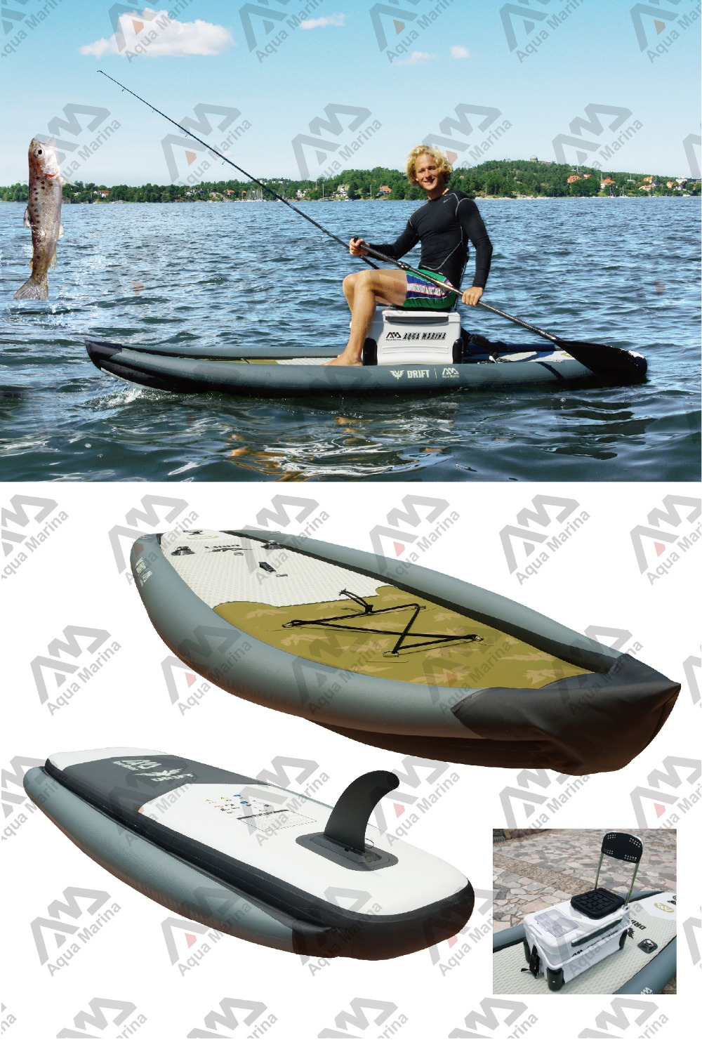 Fishing sup fishing board stand up paddle board for Fishing sup boards