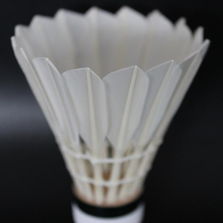 wholesale most durable outdoor training duck feather shuttlecock badminton <strong>L</strong>-<strong>03</strong>