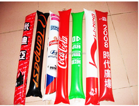 foam led cheer stick /inflatable hockey stick /led cheering sticks