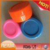 RENJIA silicone wax container wax containers silicone wax container