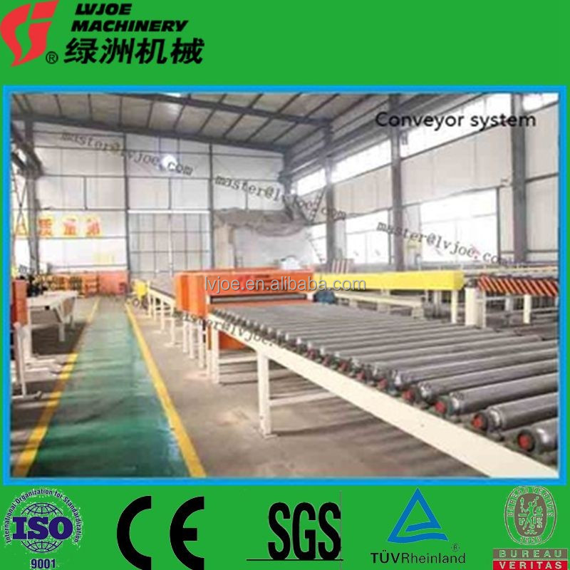GB/T9775-2008 gypsum board equipment