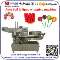 YB-120 2016 Hot Selling Ball Shaped Lollipop Single Twist Packing Machine Supplier