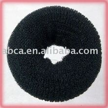 Fashionate hair accessories sponge hair bun direct sale