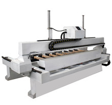 Jinan Manufacture FM1325 1530 2030 4-axis cnc router machine with 8heads used for woodworking tools