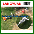 Aluminium water suction pump with brush cutter engine grass trimmer water pump