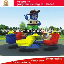 2016 latest modern Children amusement park Merry-go-round, musical carousel for kids for sale