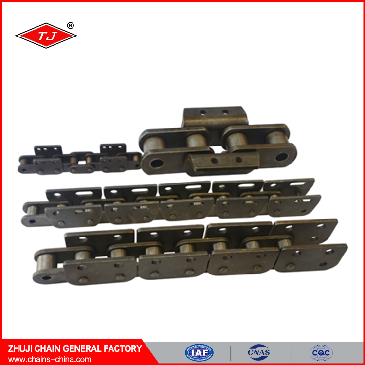 All kinds of Transmission/Conveyor Roller chains in stock