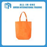 top sale fashionable promotion non-woven bag