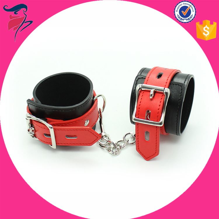 ALL COLORS METAL HANDCUFFS FANCY DRESS FLUFFY FURRY SEXY ROLE PLAY NIGHT TOY