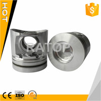 good quality 6BT Excavator Engine Piston for 3907163
