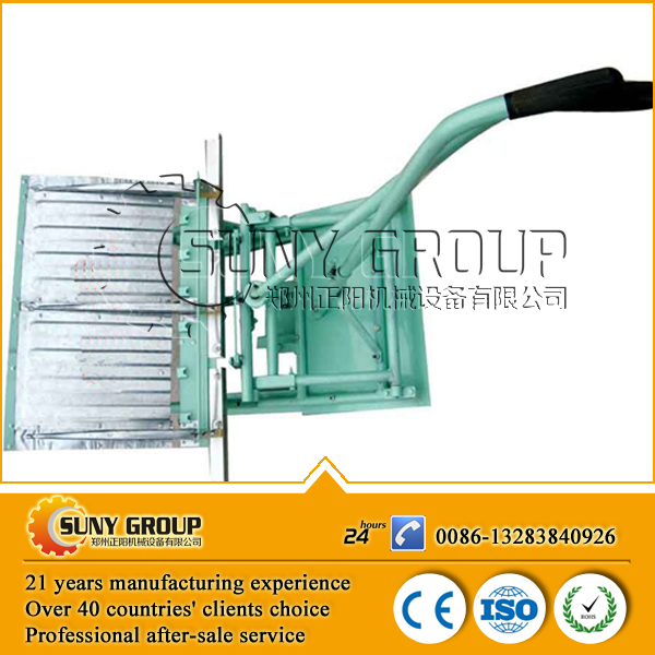 rice planter two rows small agriculture seedling planting machine