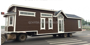 Building Construction Prefabricated Container Home Mobile Prefab House for Sale