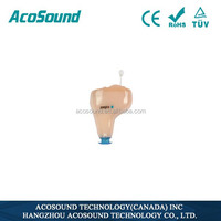 CE Quality AcoSound Acomate 210 Instant Fit Standard Voice Amplifier Made-in-China Hearing Aid