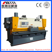 stainless steel plate shearing machine,shearing machine specification,metal cutter