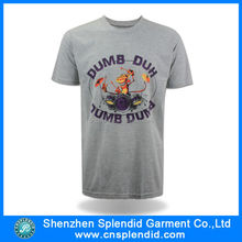 guangdong factory garments young boy cotton t shirt wholesale china