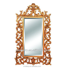 Home decoration PU mirror with frame