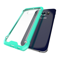Mobile Phone Case for Samsung Galaxy S6 Case PC+TPU Material